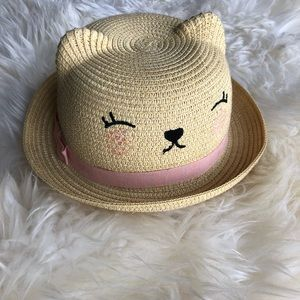 e65033aba324a H M Accessories - Adorable Animal Ears Straw Hat 6 8 yrs
